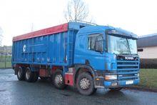2001 Scania 114 340