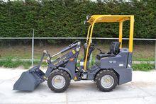 Eurotrac W10 minishovel