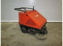Veegmachine Hako Hamster 1050