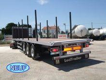 Used Lecitrailer NEU