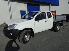 Used Isuzu D-MAX in