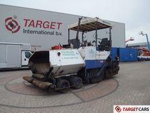 2004 ABG Titan 473-2 Paver Tarm