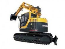 Used Hyundai R145LCR