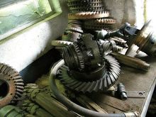 Caterpillar 428C - Bevel gear d