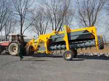 Menart 3300 SP tractor aangedre