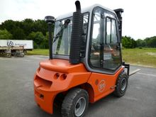 Used 2009 BT C4-D 50
