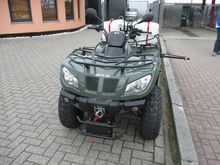 Arctic Cat 400 EFT 4x4 Quad spr