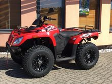 Arctic Cat 450 EFT 4x4