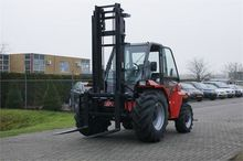 Used 2012 Manitou M3