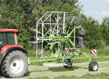 Samaz hooibouwmachine (Maaiers,