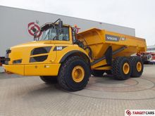 2011 Volvo A40F Articulated 6x6