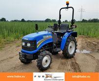 Solis 20 mini tractor 4WD