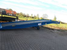 Laadbruggen te huur 7 t/m 15 to