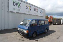 1988 Mazda E-2000 | DPX-6807