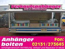 Bolten Verkoop trailer met 2 IJ
