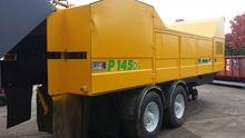 2006 Menart P 145 DS diesel mot