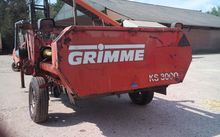Used Grimme Ks3000 i