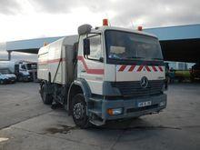 Mercedes-Benz ATEGO 18-23 - HAL