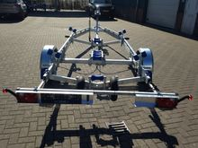 Used iTrailer TTH 18