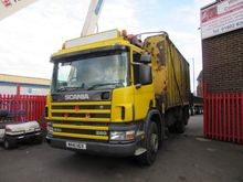 Used 2000 Scania 94d