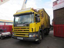 2000 Scania 94d 260