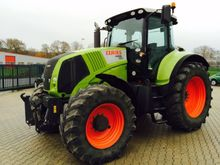 2010 Claas Axion 820 Cebis