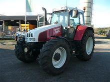 Used 2000 STEYR 9105