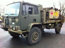 DAF 45 150 4x4 Fuel Tanker EX M
