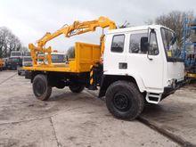 DAF 45 150 Ex MOD 4x4 Crane Tru