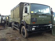 1998 Renault Maxter G300 4x4 Wi