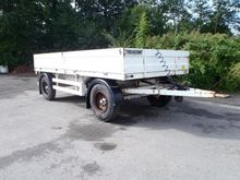 2003 Traiload 7.5 ton Draw Bar