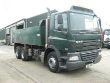 Used 2006 DAF CF 75/
