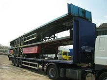 2000 Stack of three Tri Axle Fl