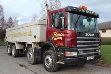 2003 Scania 114 340