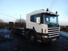 Used 1998 Scania P14