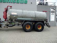 Joskin 14000 liter Mesttank