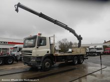 Used DAF CF85 in Cas