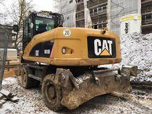2009 CAT M318D