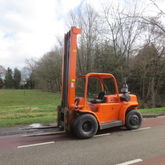 Used Hyster H 110 E