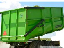 Used Miedema silageo