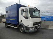 Used 2008 DAF 45 in