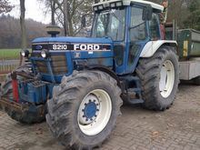 Used Ford 8210 in Ep