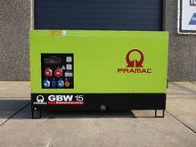 2016 Pramac GBW 15 KVA - Yanmar