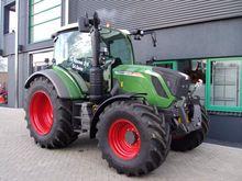 Fendt, tractor 310 Vario S4