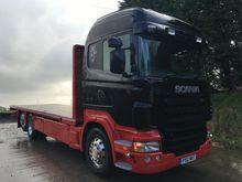 Used 2012 Scania R44