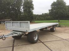 Platte / Landbouwwagens Balenwa