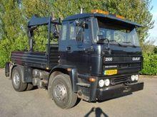 Used 1984 DAF FA 210
