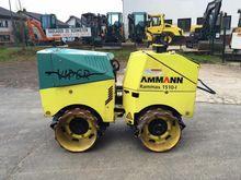 Used Ammann Rammax 1