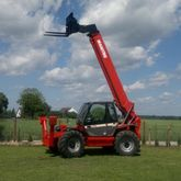 Used 2x Manitou MT 1