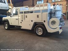Used Land Rover DEFE